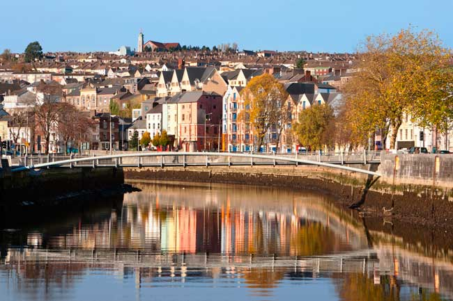 Cork is a city located in the south-west coast of Ireland.